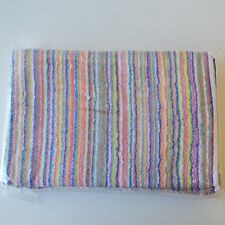 ECO Stripe Face Towel 5 sheets set Made in Imabari Japan