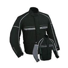 Mens Motorcycle Motorbike Scooter Jacket Ixon Congress Size 44