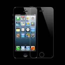 "TEMPERED GLASS FILM SCREEN PROTECTOR 4.0"" FOR IPHONE 5 5S 100% COVER"