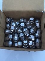 "Gorilla Wheel Install Kit - 5 & 6 Lug Chrome (24 qty) Acorn Lug Nuts 1/2"" 82210"