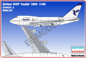 Eastern Express 1/144 B-747SP IRANAIR EE144153_6