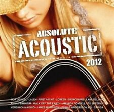 "Various Artists - ""Absolute Acoustics 2012"" - 2012 - CD Album"