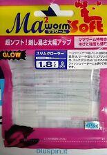 MARIA MA WORM SLIM CRAWLER 1.8 4,5cm Ultra Light Spinn Col. S/G