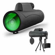 New ListingHd Monocular Starscope Phone Camera Zoom Lense and Tripod Phone Mount Telescope