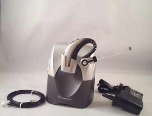 Plantronics CS70 N/A Headset Office Wireless Telephone Answering Sistem