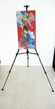 FOLDABLE PORTABLE ARTISTS EASEL - HOLDS UP TO 48mm CANVAS
