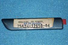 1993-1997 Toyota Corolla Left Front Fender Molding/Trim, O.E.M.-NEW-N.O.S. 04