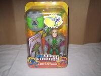 Mattel NEW World of DC Super Friends Lex Luthor Big Power Hero Figures 2007 Rare