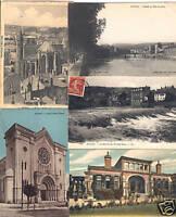 EPINAL VOSGES (Dep.88) 500 Vintage Postcards
