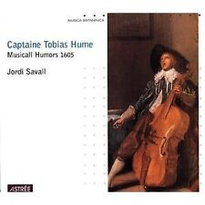 Hume: Musicall Humors / Jordi Savall - CD