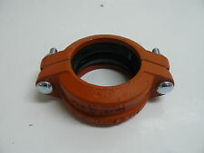 """GRINNELL 2 1/2"""" / 73.0MM  772 FIRE SPRINKLER PIPE COUPLING CLAMP"""