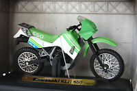 KAWASAKI  KLR650 1/18th MODEL  MOTORCYCLE