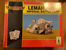 Warhammer 40K - Astra Militarum - Leman Russ Imperial Battle Tank - 1994 - NEU