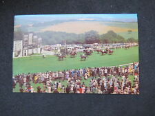 PC United Kingdom Goodwood Sussex Horse Racing Chichester Festival Theatre 1976