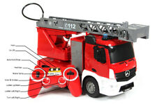 New Mercedes Benz Licensed 1:20 Scale RC Fire Engine Truck