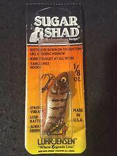 Luhr Jensen Sugar Shad 1/8 Oz Copper Crawfish