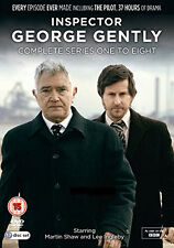Inspector George Gently Complete Series One to Eight - DVD Region 2 Shippi