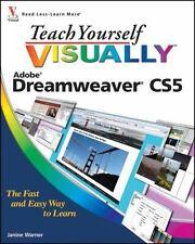 Teach Yourself VISUALLY Dreamweaver CS5 (Teach Yourself VISUALLY (Tech-ExLibrary