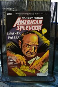 American Splendor Another Dollar Vertigo DC TPB by Harvey Pekar BRAND NEW