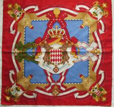 Écharpes et châles rouges en soie pour femme