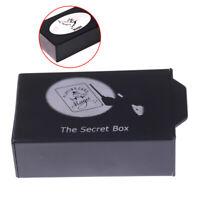 Boîte de tiroir tour de magie boîte de surprise bouchent illusion jouet Ou_ft