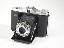 Zeiss Ikon Nettar 517/16- 6x6cm / Novar-Anastigmat 4.5 / 75mm - tested - exc.+