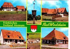 Bad Windsheim , Ansichtskarte ; ungelaufen