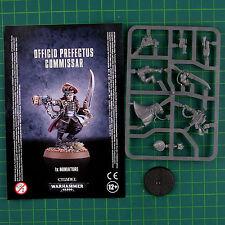 Astra Militarum Officio Prefectus Commissar Warhammer 40k 0966