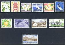 Cook Islands 1962 Definitives complete to 5sh unmounted mint (2015/03/22/#04)
