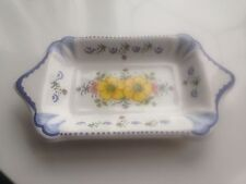 Small Square Decorative Wall Plate From Spain.
