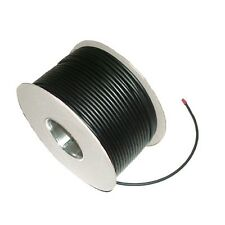 6mm2 Solar PV DC Cable 100m Reel Drum TUV Certified Double Insulated Outdoor