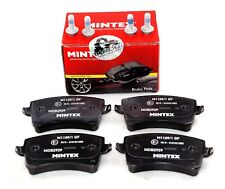 MINTEX REAR AXLE BRAKE PADS FOR AUDI A4 A5 Q5 MDB2929 (REAL IMAGE OF PART)