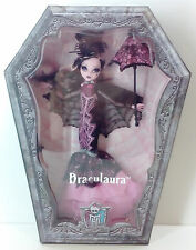 2015 MONSTER HIGH DRACULAURA COLLECTOR DOLL EXCLUSIVE SPECIAL EDITION BRAND NEW