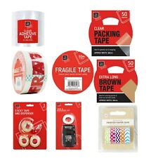 Decorative,Printed Paper, Clear, Masking Tape Packaging Parcel, Gift Art & Craft