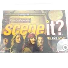 Scene It Pirates of the Caribbean Dead Men Tell No Tales DVD Game Trivia New
