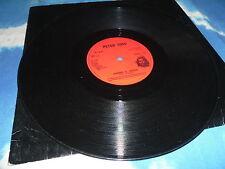 "PETER TOSH - JOHNNY B. GOODE/PEACE TREATY UK  10"""