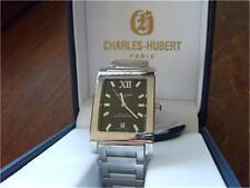 Charles-Hubert of Paris Mens Watch New *Unisex