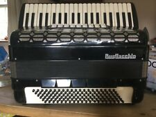 More details for busilacchio italy 120 bass piano accordion with case vintage & rare see pictures