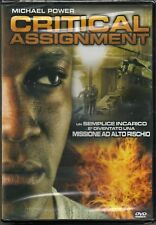 Critical assignment - dvd - nuovo