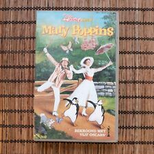 MARY POPPINS  - WALT DISNEY - VHS