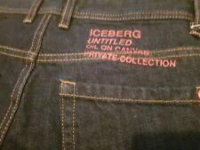 Mens Iceberg London jeans BNWT 30 waist 33 inside leg
