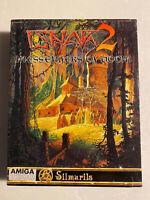 ISHAR 2 Messengers Of Doom*Vintage Computer Role Playing Game*Commodore Amiga*