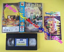 VHS film ALI BABA' 1997 NUMBER ONE VIDEO NO 62694 animazione (F102) no dvd