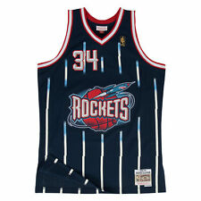 buy popular d7b53 093ed Hakeem Olajuwon NBA Fan Jerseys for sale   eBay