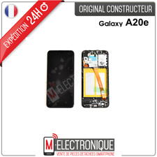 ECRAN LCD NOIR ORIGINAL SAMSUNG GALAXY A20E SM-A202F