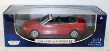 Artículos de automodelismo y aeromodelismo MOTORMAX Audi de escala 1:18