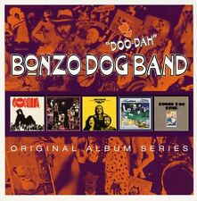 Bonzo Dog Band ORIGINAL ALBUM SERIES Box Set DOUGHNUT IN GRANNY'S New 5 CD