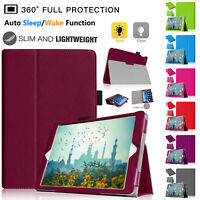 """Protective Smart Leather Stand Flip Case Cover For Apple iPad Air 9.7"""" Inch 2013"""