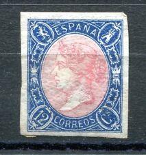 1865.ESPAÑA.EDIFIL 70*..NUEVOS.CERTIFICADO CMF.CAT 570 €