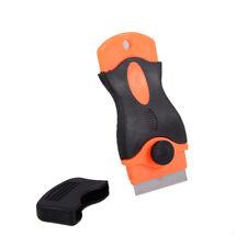 "Window Film Tint Tool Glass Oven Scraper 1.5"" Razor Blade Holder Raspador Safe"